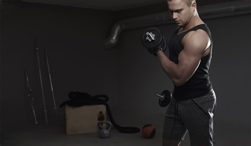 Musculation équipement maison
